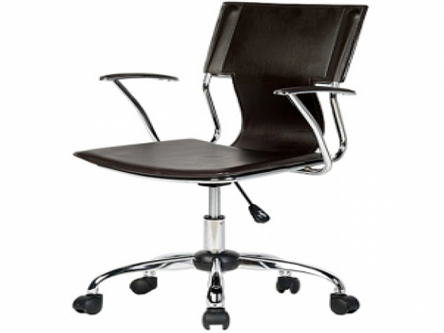 Comfortable Small Office Chairs On Wheels Picture 50