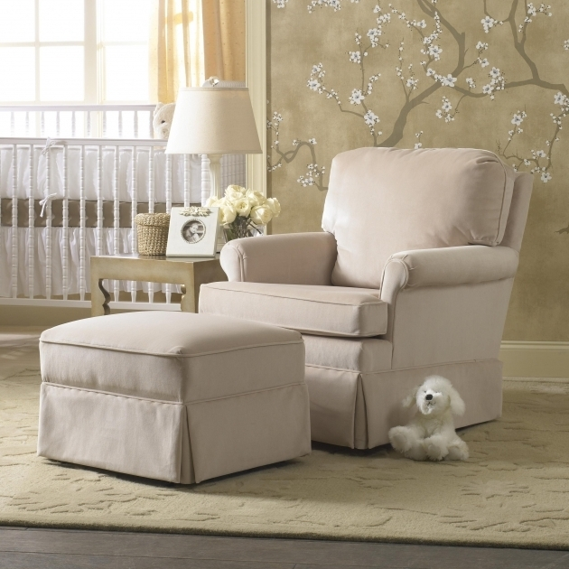 ... Comfortable Swivel Club Chairs Upholstered Glider Club Chair The Semi  Attached Cushion Back Picture 95 ...