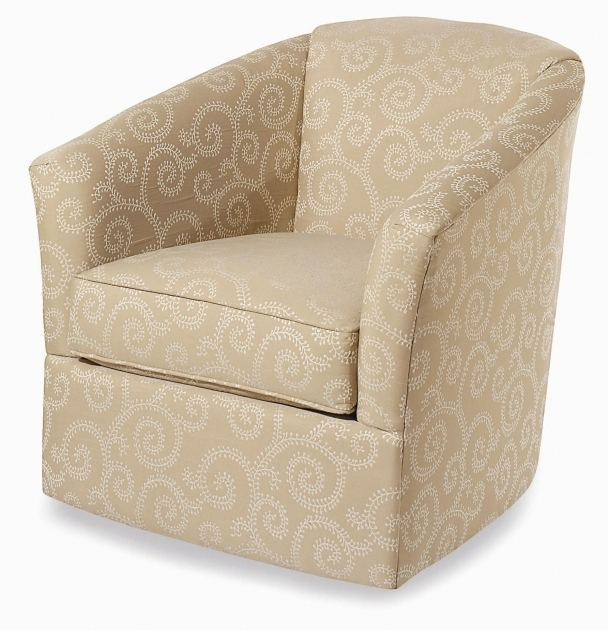 Craftmaster Swivel Club Chairs Upholstered Photo 01