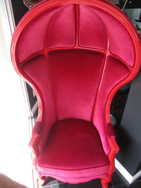 Diva Rocker Glam High Backed Throne Chair Picture 49