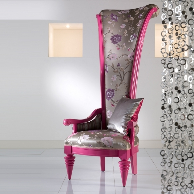 Fino High Backed Throne Chair Wooden Ideas Images 53