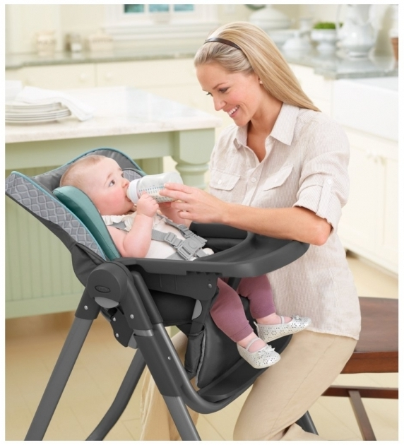 Graco Slim Spaces High Chair Manor Free Shipping Photos 87