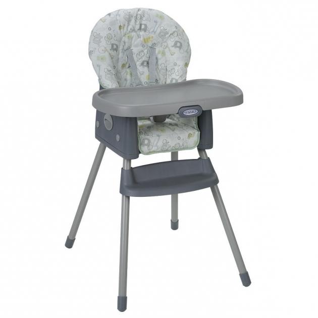 Graco slim spaces high chair ptru1 24844880enh photos 52 chair design - High chair for small spaces image ...