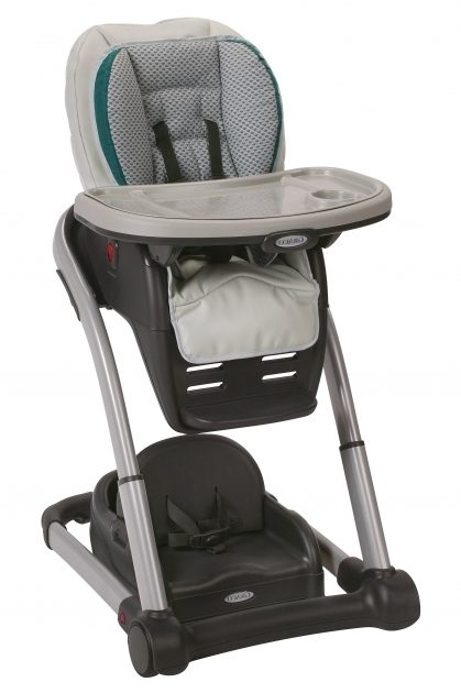 Graco Slim Spaces High Chair Swift Fold Lx Mason Picture 76