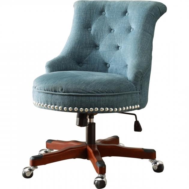 Linon Sinclair Aqua Office Chair Ideas Pictures 99