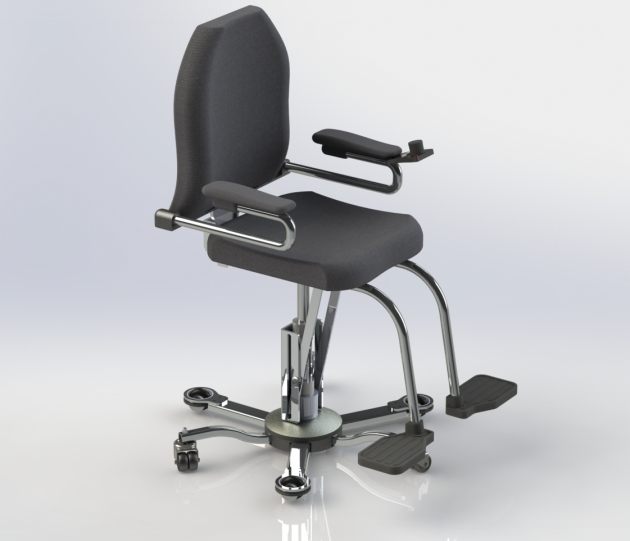 Motorized Office Chair Design Images 16