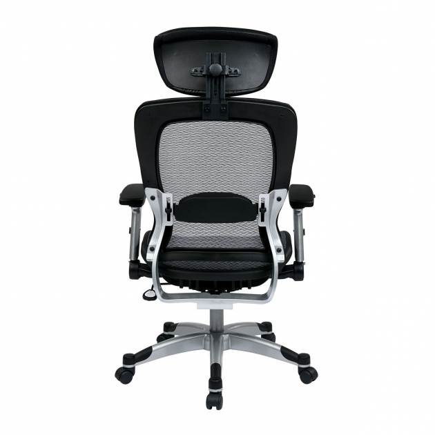 Office Star Motorized Office Chair Professional Light Air Grid Back Photo 51