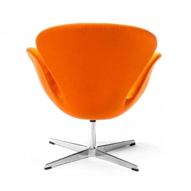 Orange Swivel Chair For Living Room Home Design Furniture Ideas Images 38