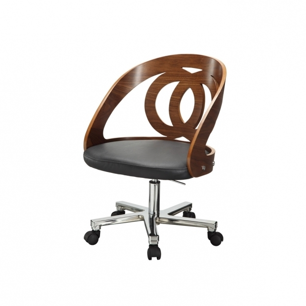 Pc606 Walnut Office Chairs Under $50 Images 64