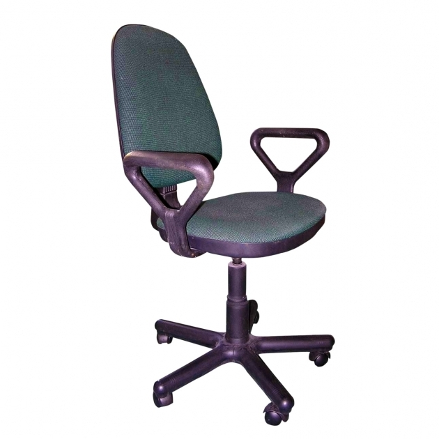 Fabric Desk Small fice Chairs Wheels Classy And fy