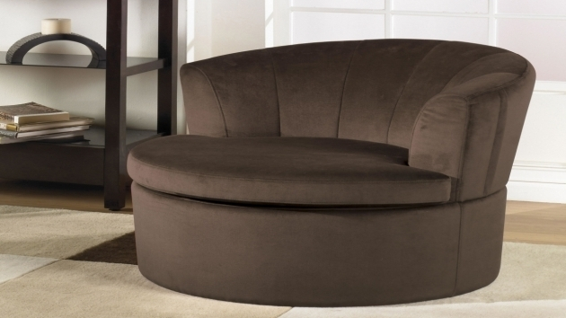Swivel Club Chairs Upholstered Barrel Chair Picture 26