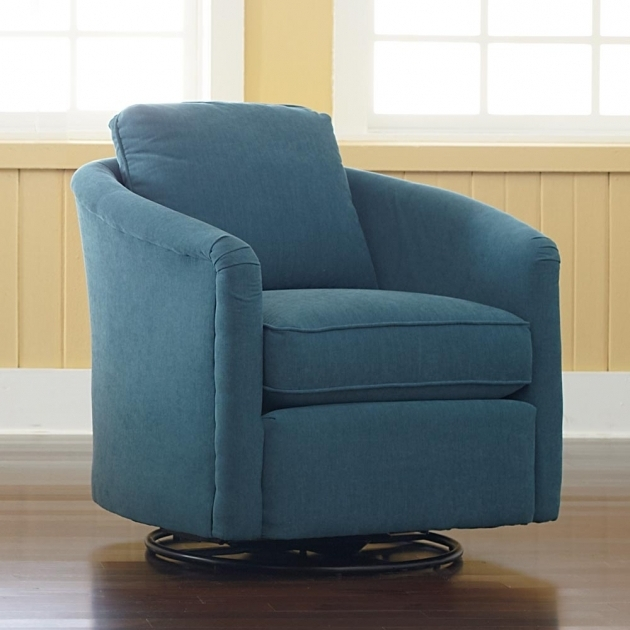 Traditional Swivel Club Chairs Upholstered Glider Chair Photos 49