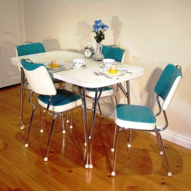1960s Retro Turquoise Kitchen Chairs And Chair Chrome Laminex Vintage Dining Set Ideas Images 98