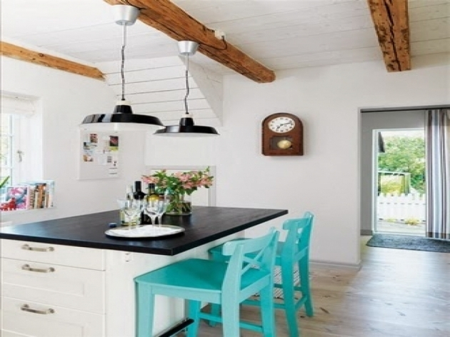 Aqua Kitchen Table And Blue Turquoise Kitchen Chairs Photos 99
