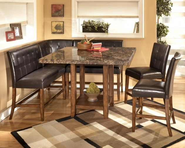 Ashley Furniture Kitchen Table And Chairs Bar Height Dimensions Counter  Height Dining Table Set Photos 14