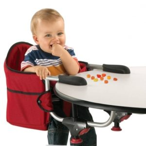 High Chair that Attaches to Table