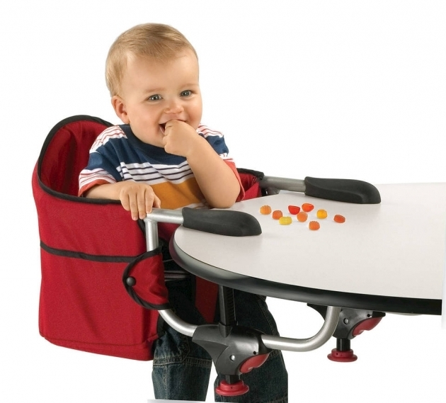 Caddyhookon High Chair That Attaches To Table Photos 63