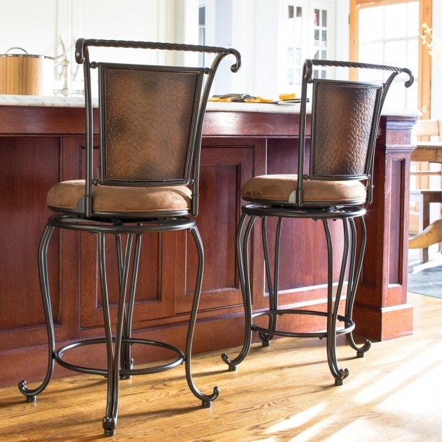 Furniture Bar Stools Ideas With Backs For Inspiring High Chairs For Kitchen Island Design Picture 60