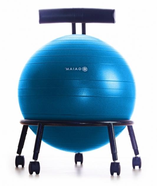 Gaim Stability Yoga Ball Office Chair Photo 53
