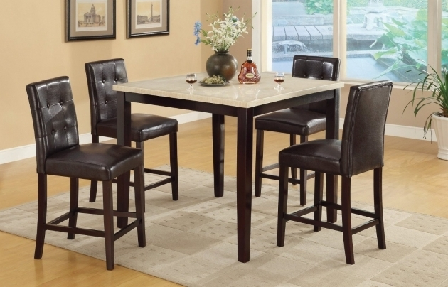 High chairs for small spaces with counter height table for Best dining sets for small spaces