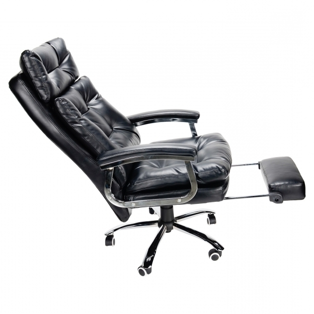 related executive reclining office chair with footrest ergonomic high