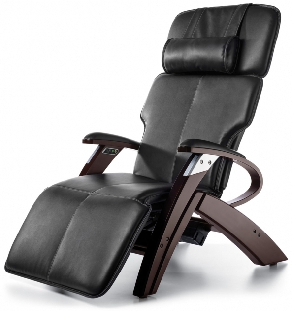 Executive Reclining Office Chair With Footrest Ergonomic