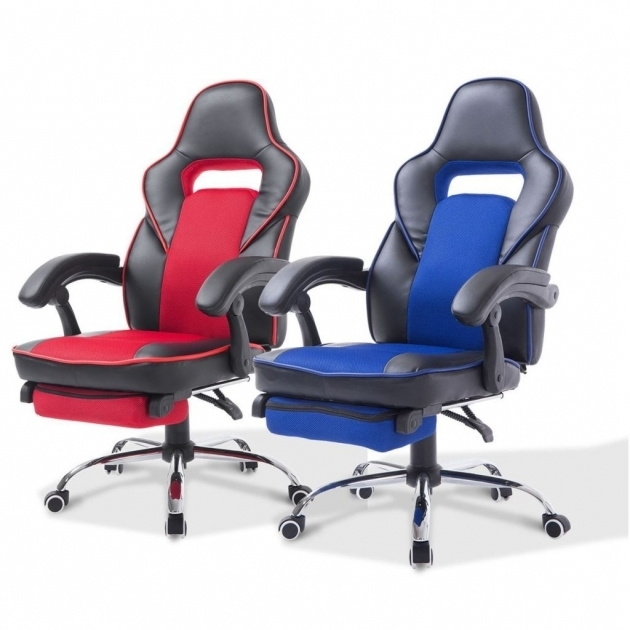 Reclining Office Chair With Footrest Design Picture 37