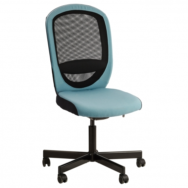 Teal Office Chair Ikea Photo 09