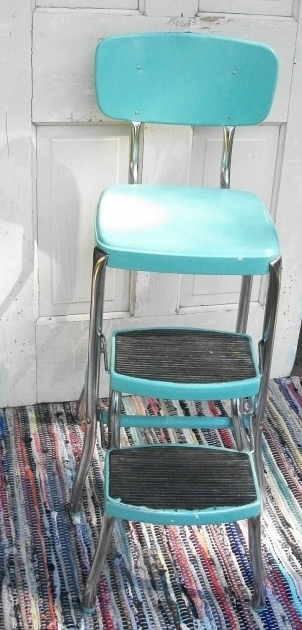 Turquoise Kitchen Chairs Step Stool Vintage Ideas Picture 37