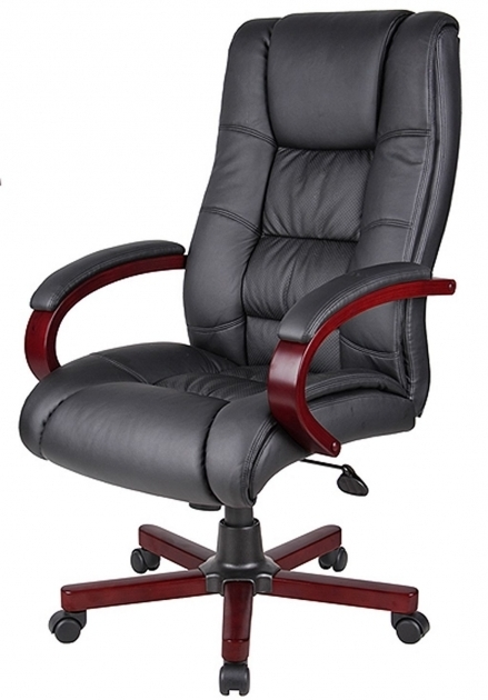 Black Office Furniture Chairs Guest Chair With Sled Base Executive Design Pictures 46