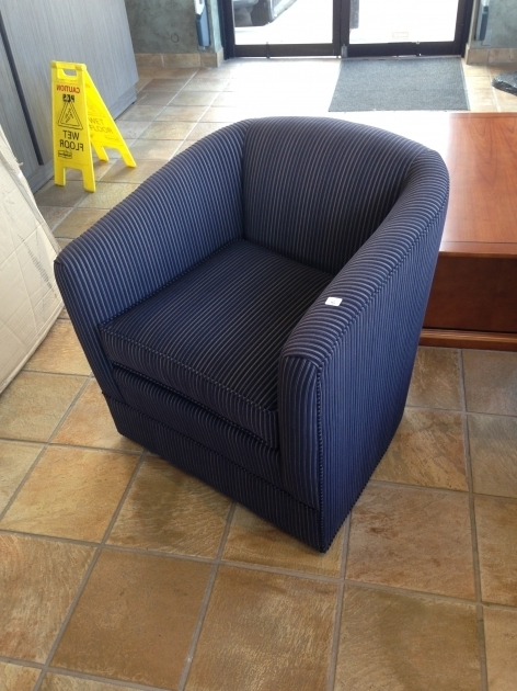 Blue Navy Club Chair Image 47