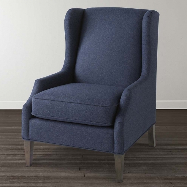 dark blue accent chair with arms upholstered pictures 58