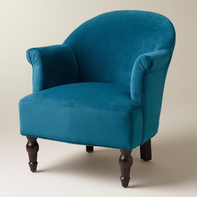 Droolworthy Blue Accent Chair With Arms Peacock Chair Teal Photos 69