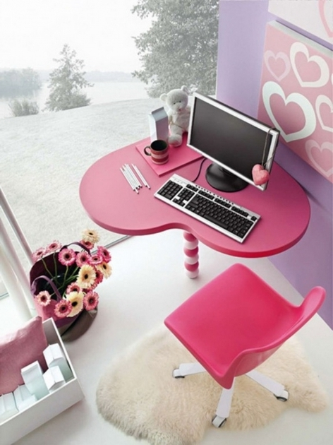 Girls Office Chair Bedroom Cool Furniture Design And Decoration Image 15