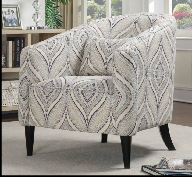 Gray And White Accent Chairs Club Chair Ideas Picture 05