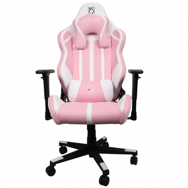 Charming Masera Series Gaming Pink Girls Office Chair Pictures 47