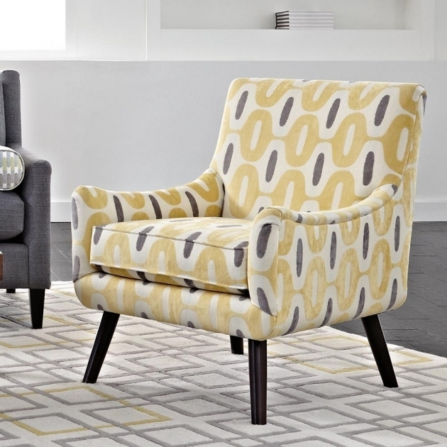 Modern accent chairs for living room home design for Modern living room chairs cheap