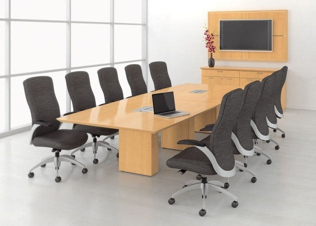 Office Furniture Chairs With Conference Table Photo 13