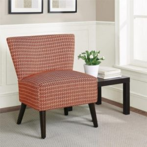 Narrow Accent Chair