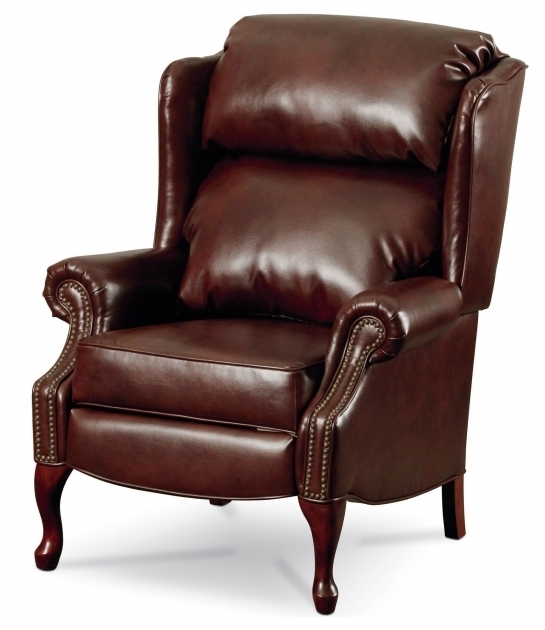 Savannah Club Chair High Leg Recliner With Nailhead Trim Lane Home Photo 94