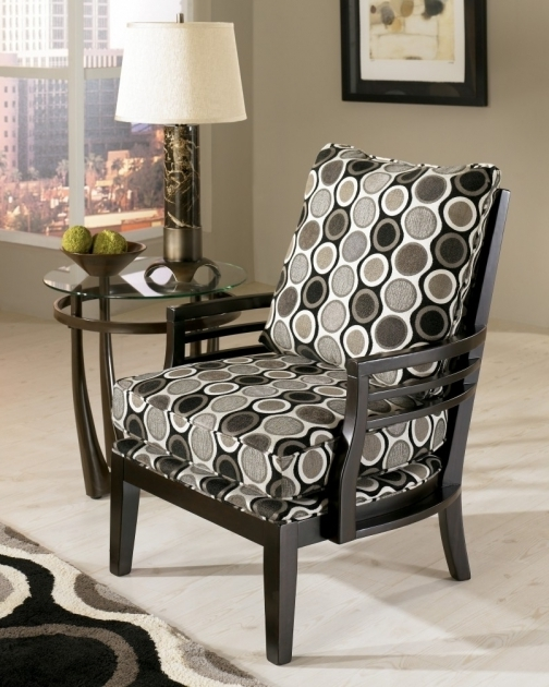 Upholstered Small Accent Chairs With Arms For Living Room Decorative Ideas Pictures 93