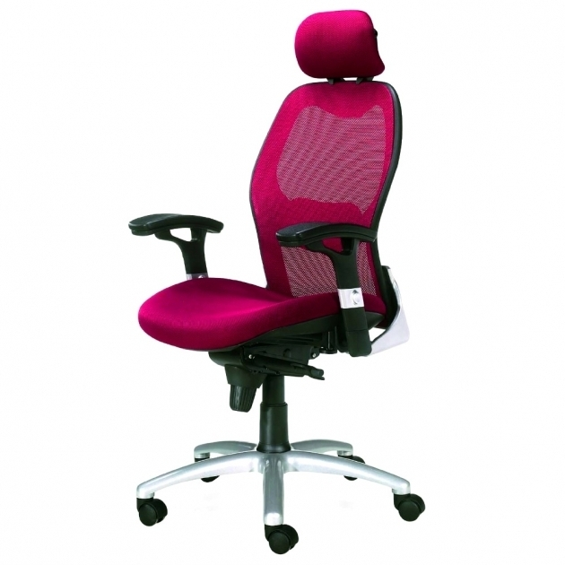 Workspace Leather Chairs Pink Girls Office Chair Image 83
