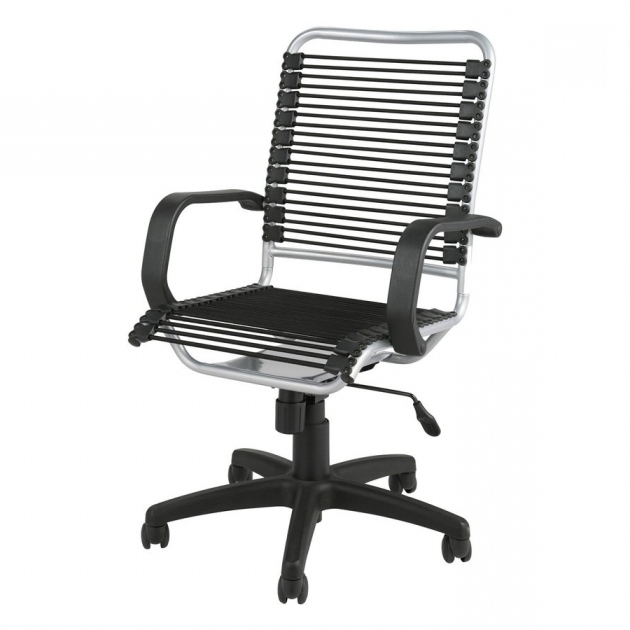 Bungee Cord fice Chair Black