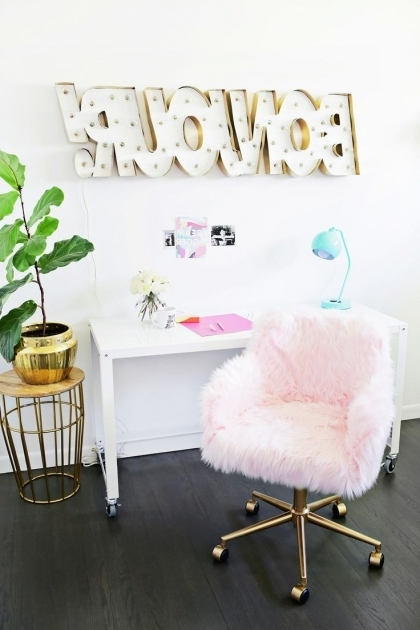 Cute Office Chairs Ideas For Girls Photo 54