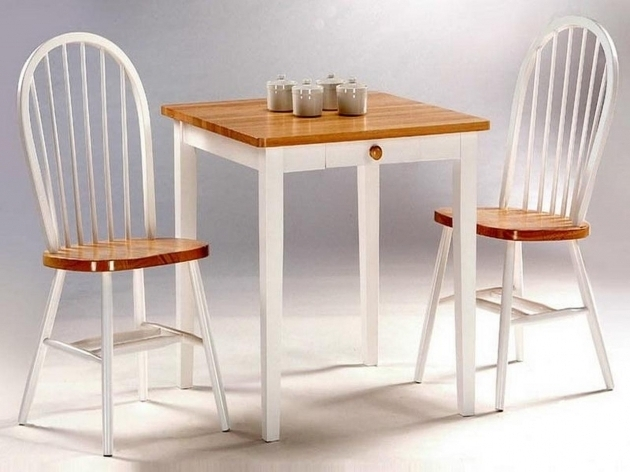 Two Seater Foldable Dining Table Design Small Kitchen