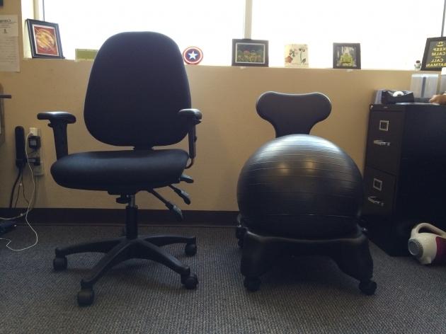 Regular Balance Ball Office Chair Dakster Sullivan  Picture 38