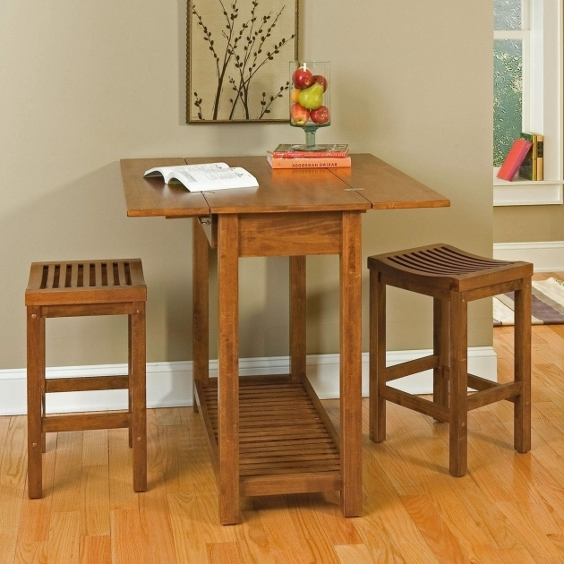 Two Seater Foldable Dining Table Design Small Kitchen Table With 2 Chairs Cheap Pictures 19