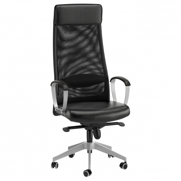Markus Office Swivel Chair Glose Black Ikea Pictures 05