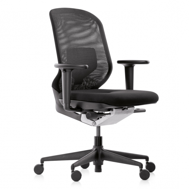 Medapal Schwarz Schraeg Office Swivel Chair Image 67
