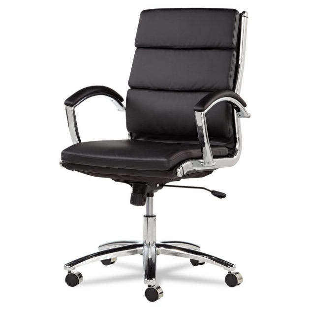 Office Swivel Chair Black Image 18